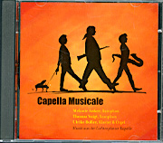 CD capella musicale